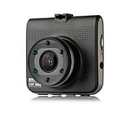 Недорогие -t661 автомобиль dvr тире камера авто видеомагнитофон 140 градусов широкий угол полный hd 1080p камера автомобиля и ночное видение dashcam