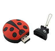 abordables -hormigas 16 gb usb flash drive usb disco usb 2.0 plástico