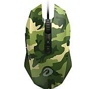 Недорогие -dareu em915 проводная игровая мышь семь ключей 6000 точек на дюйм