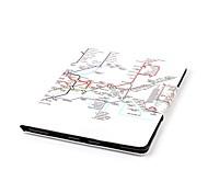 abordables -Funda Para Apple iPad Mini 4 Mini iPad 3/2/1 iPad 4/3/2 iPad Air 2 iPad Air iPad Air 2 iPad mini 4 Soporte de Coche Cartera con Soporte
