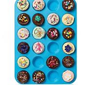 Недорогие -Формы для пирожных Для приготовления пищи Посуда Силиконовые Многофункциональный Своими руками 3D Инструмент выпечки