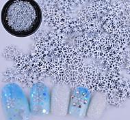Недорогие -Пайетки Гель для ногтей Роскошь Аксессуары Как на фотографии Дизайн ногтей
