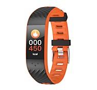 Недорогие -Умный браслет Bluetooth Подарок Израсходовано калорий Сенсорный датчик Контроль APP Импульсный трекер Педометр Датчик для отслеживания