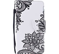 cheap -Case For Samsung Galaxy J7 (2017) J5 (2017) Card Holder Wallet with Stand Flip Magnetic Pattern Full Body Cases Flower Hard PU Leather for