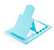 cheap -Desk Tablet mount stand holder Adjustable Stand Universal Plastic Holder