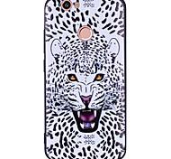 cheap -Case For Huawei Nova Pattern Back Cover Leopard Print Animal Soft TPU for Nova