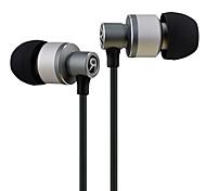 cheap -Li Zu X-D22 Dynamic Mobile Phone 3.5mm Wired In Ear Copper With Microphone