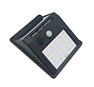cheap -BRELONG® 1pc 4W LED Floodlight Infrared Sensor Light Control Outdoor Lighting Cold White <5V