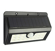 cheap -1pc 1W LED Floodlight Infrared Sensor Waterproof Light Control Decorative Outdoor Lighting Cold White <5V