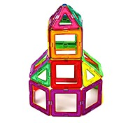 cheap -Magnetic Blocks Toys Family Hand-made Decompression Toys Transformable Soft Plastic Kids Pieces
