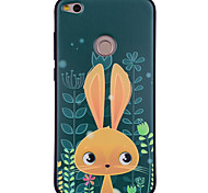 cheap -Case For Huawei P8 Lite (2017) Pattern Rabbit/Bunny Soft for Huawei