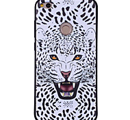 cheap -Case For Huawei P8 Lite (2017) Pattern Leopard Print Animal Soft for Huawei