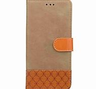 Недорогие -Кейс для Назначение OnePlus Один плюс 3 OnePlus 5T 5 Бумажник для карт Кошелек со стендом Флип Магнитный Чехол Геометрический рисунок
