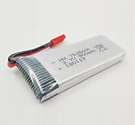 Недорогие -8807 电池 1 ед. Один экземляр Безопасность Взрослый RC самолеты Безопасность Взрослый RC самолеты Металлические /