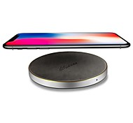 cheap -10w Qi Standard Fast Wireless Charger for IPhone X IPhone 8 Samsung Galaxy S8 Plus S9 Plus Note 8 Note 5 Or Built-in Qi Receiver Smart Phone