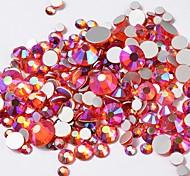 abordables -Cristal Strass Mode Haute qualité Quotidien Nail Art Design