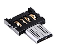 """Недорогие -RE MicroSD/MicroSDHC/MicroSDXC/TF Micro USB Устройство чтения карт памяти Новый MacBook Pro 13"""""""