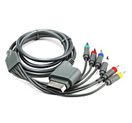 cheap -Cable and Adapters For Xbox 360,Plastic Cable and Adapters Novelty