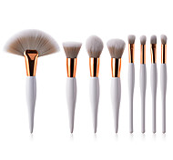 cheap -Lip Brush Blush Brush Make Up Synthetic Hair Eco-friendly Soft Full Coverage Wooden Face Nose