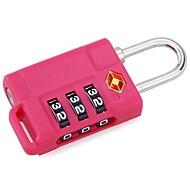 Недорогие -TSA21037 Замок сплав цинка пластик для Ключи