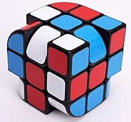 cheap -Rubik's Cube z-cube Alien 3*3*3 Smooth Speed Cube Magic Cube Puzzle Cube Office Desk Toys Stress and Anxiety Relief Gift