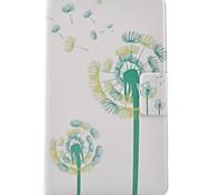 economico -Custodia Per Samsung Galaxy Tab 3 Lite Porta-carte di credito Con supporto Con chiusura magnetica Fantasia/disegno Integrale Dente di