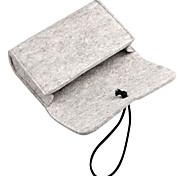 Недорогие -Сумка для хранения для Сплошной цвет текстильный Электропитание Флэш-накопитель Внешний аккумулятор Жесткий диск Наушники/гарнитура