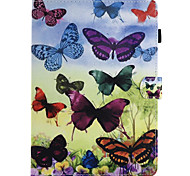 cheap -Case For Amazon Card Holder with Stand Flip Full Body Cases Butterfly Hard PU Leather for Kindle PaperWhite 1(1st Generation, 2012
