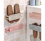 preiswerte -1set Netze & Halter Plastik Lagerung Küchenorganisation