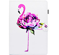cheap -Case For Samsung Galaxy Tab S2 9.7 Tab E 9.6 Tab A 10.1 (2016) Card Holder Shockproof with Stand Flip Auto Sleep/Wake Up Full Body Cases