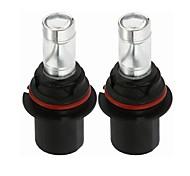 Недорогие -SENCART 2pcs 9007 Автомобиль / Мотоцикл Лампы 30W Интегрированный LED 1200lm 6 Светодиодные лампы Внешние осветительные приборы For