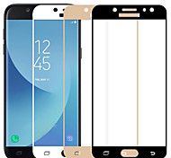 cheap -Screen Protector Samsung Galaxy for J5 (2017) Tempered Glass 1 pc Front Screen Protector 3D Curved edge 2.5D Curved edge 9H Hardness High