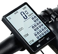 cheap -INBIKE CX-9 2.8'' Large Screen Bike Computer / Bicycle Computer Stopwatch Waterproof Wireless Odometer Road Cycling Cycling / Bike Cycling