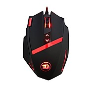 cheap -REDRAGON M801 Wired Cable Ergonomic Mouse Gaming Frosted Adjustable Weight DPI Adjustable Programmable 16400