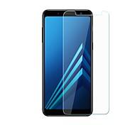 abordables -Protector de pantalla Samsung Galaxy para A8 2018 Vidrio Templado 1 pieza Protector de Pantalla Frontal Anti-Arañazos Dureza 9H