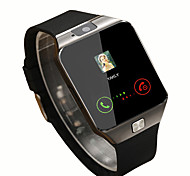 Недорогие -Муж. Жен. электронные часы Модные часы Спортивные часы Китайский Цифровой Bluetooth Календарь Спорт и отдых Светящийся Кожа Группа На