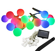 cheap -String Lights LEDs LED Rechargeable Waterproof Decorative 1pc