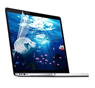 Недорогие -Защитная плёнка для экрана Apple для PVC 1 ед. Защитная пленка Защита от царапин