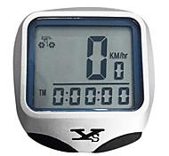 Недорогие -MB-468 Велокомпьютер Секундомер Водонепроницаемость Безпроводнлй Память стоп-кадров Автоматическое вкл./выкл. Сканер SPD - скорость