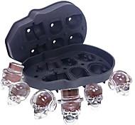 Недорогие -Винные холодильники Ведерки для льда и охладители для вина Силикон, Вино Аксессуары Высокое качество творческийforBarware 18.2*12.7*4