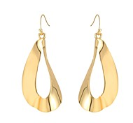 cheap -Women's Drop Earrings - Asian Sexy Sweet Gold Silver Irregular Earrings For Practice Festival