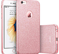 abordables -Funda Para Apple iPhone 8 iPhone 8 Plus IMD Funda Trasera Brillante Suave TPU para iPhone 8 Plus iPhone 8 iPhone 7 Plus iPhone 7 iPhone