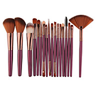 cheap -18pcs Makeup Brushes Professional Makeup Brush Set / Blush Brush / Lip Brush Nylon Professional Plastic Portable / Universal