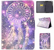 cheap -Case For Apple iPad mini 4 / iPad Pro 9.7 Flip Full Body Cases Dream Catcher Hard PU Leather for iPad Air / iPad 4/3/2 / iPad Mini 3/2/1