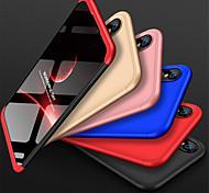 abordables -Funda Para Huawei P20 lite Antigolpes Funda de Cuerpo Entero Un Color Dura ordenador personal para Huawei P20 lite