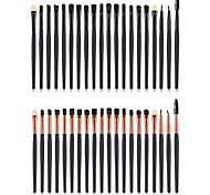cheap -20-Pack Makeup Brushes Professional Makeup Brush Set / Blush Brush / Eyeshadow Brush Synthetic Hair Eco-friendly / Professional / Soft