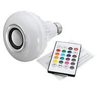 Недорогие -E27 Bluetooth Bluetooth 4.0 1 х разъем питания Коннектор лампы
