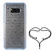 abordables -Funda Para Samsung Galaxy S8 Plus S8 Diseños Funda Trasera Diseño Geométrico Dura ordenador personal para S8 Plus S8