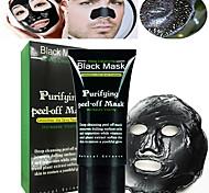 cheap -1pcs Cleansers / Mask / Facial Cleanser Wet Liquid / Cleaning / Mask Deep-Level Cleaning / Pore-Minimizing / Blackhead Men / Women / Lady