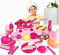 Недорогие -Ролевые игры Еда и напитки Взаимодействие родителей и детей Детские / дошкольный Подарок 30pcs